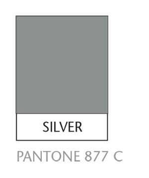 Silver color swatch